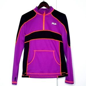 Fila Sport 1/4 Zip Up